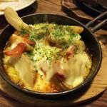 ぴえろ - 料理写真:ポテトチーズ