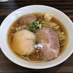 中華そば 梟 - 料理写真: