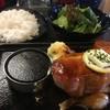 ビストロペトラ - 料理写真:超厚切りポーク1296円とサラダセット324円