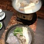 107467054 - 九絵と千葉大蛤の小鍋(2,500円)