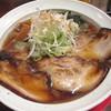 つじ製麺所 - 料理写真:荒煮干しバラそば850円