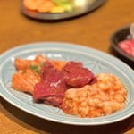 牛新 - スタミナ盛り(1,000円)