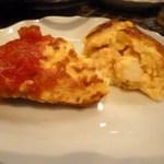 ALEGRIA - トマト有り&無しのトルティージャ♪どちらも美味しい♪