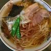 太平楽 - 料理写真:アゴだし中華そば650円