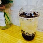 茶咖匠 - 黒糖ラテタピオカ&オレオ