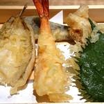 スシローコノミ - 天ぷらセット