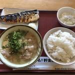 野洲小篠原食堂 - 料理写真: