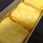 道の駅 宇陀路大宇陀 - 料理写真:こちらが「きみごろも」見た目は厚揚げそのものです!(*´꒳`*)