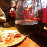 肉バルGAM - 赤ワイン♪