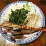 早蕨 - しょっつる鍋