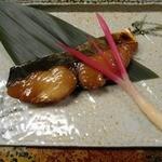 早蕨 - 鰤焼き