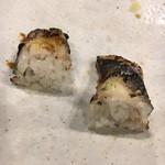 鮨かねみつ - 穴子 塩とツメで