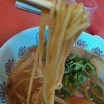 107484717 - 低加水細ストレート麺