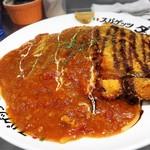 スパゲッツ ダンディ - チキンカツミート(中)