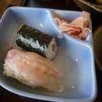 NEMU GOLF CLUB GREEN SIDE - お寿司も