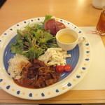 レストラン ラコンテ - ワンプレートランチ(日替わり) 1000円