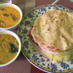 スリランカカリーの店 アンマー・カリヤ - 料理写真:ランチロティセット