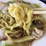中国料理 四季香 - そばリフト