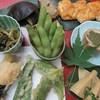 心々亭茶寮 - 料理写真:薬膳すずらんコース5400円の季節の四方盆初夏の盛り合わせ