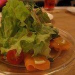 ダーラヘストカフェ - グラーブドラックスサラダ