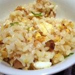 央 - アッサリ味の炒飯