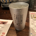 107501202 - レモンサワー 400円