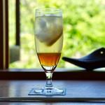 喫茶トラカイ - レモンソーダ