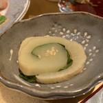 プチホテル コリンシアン - 香の物