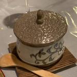 プチホテル コリンシアン - 茶碗蒸し