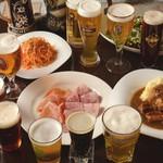 ビール&ワインダイニング ラ・クラス - 至高のビアホールコース7000円