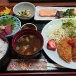 伊吹 - 料理写真:ランチ950円