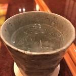 加賀屋 - 芋の水割り