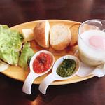 ビーハウス - 料理写真:エッグスラット