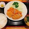 とんかつ石垣亭 - 料理写真:「ミックス定食(1,300円)」