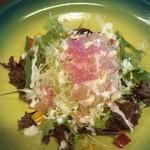 ゆう和 - 料理写真:サラダ