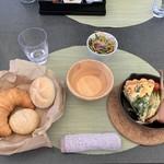 グランエレメント - 朝食・洋食