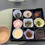 グランエレメント - 朝食・和食