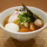 中華蕎麦 時雨 - 料理写真:中華蕎麦 特製トッピング