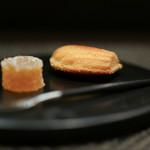 レストラン ラ・フロレゾン・ドゥ・タケウチ - LE CAFÉ ET SES PETIT'S FOURS 珈琲、小菓子と共に☆
