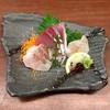 居酒屋 ビッグ - 料理写真:お刺身三点盛り