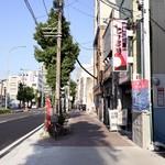 とぅるり - ストリート