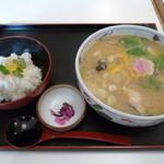 はなむら - 料理写真:牡蠣セット ¥1230