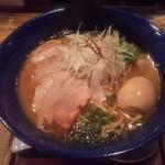 らーめん矢吹 - 魚介豚骨よくばり塩 1,050円