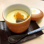 にぎり処 貫太のすし - 茶碗蒸し✩