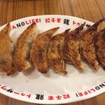 餃子家 龍 - 焼き餃子