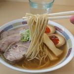 煮干鰮らーめん 圓 - 塩特性ラーメン