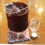 カフェ&ダイニング ブルボン - アイスコーヒー