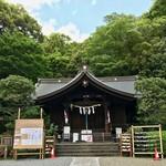 107534811 - 和光にある「武州白子熊野神社」