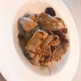 中国料理 石本 - 料理写真:前菜 豚しゃぶ