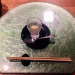 鉄板焼 天 青山庵 - デザート